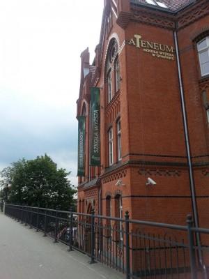 Ateneum - высшая школа в Гданьске