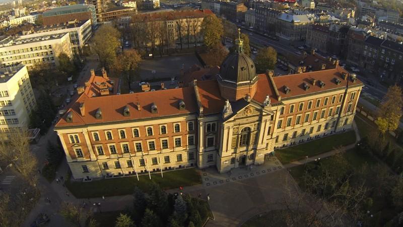 Экономический университет в Кракове