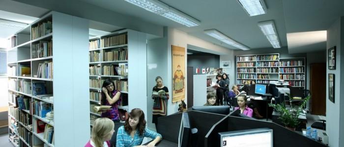 Библиотека польского университета