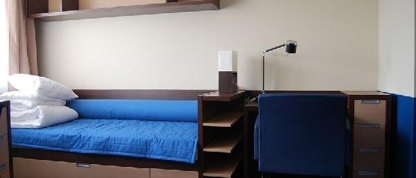 общежитие в польском университете