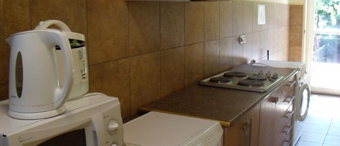 Кухня общежития в Польше