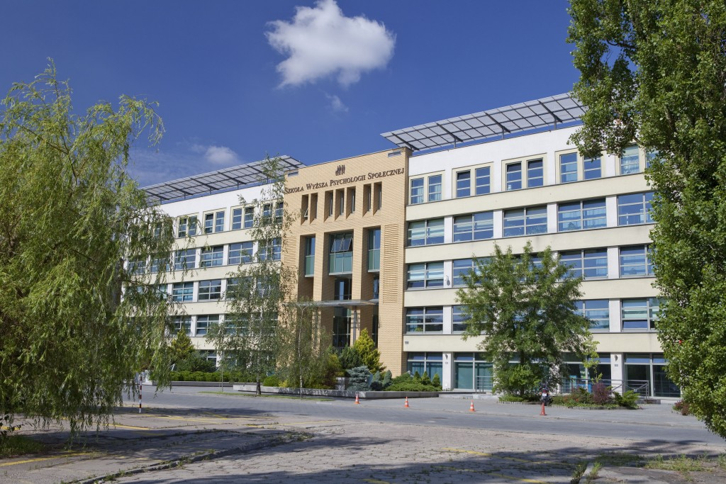 Высшая школа социальной психологии в Варшаве