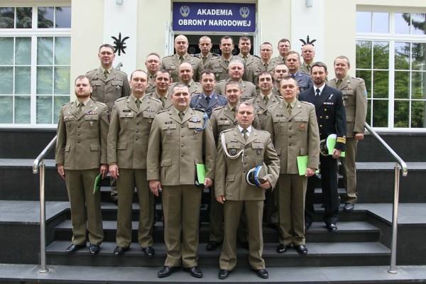 Академия Национальной обороны в Варшаве