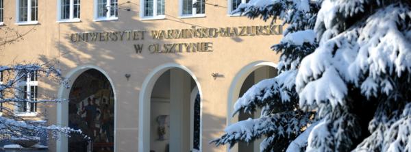Варминьско-Мазурский университет в Ольштыне