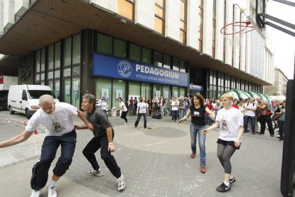 Pedagogium Высшая школа общественных наук в Варшаве