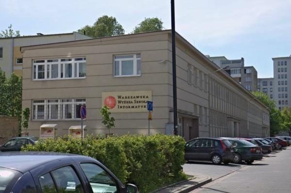 Варшавская высшая школа информатики