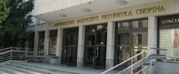Музыкальный университет им. Фридерика Шопена