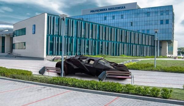 Жешувский технический университет им Игнатия Лукашевича
