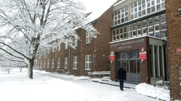 Университет Казимира Великого в Быдыгоще