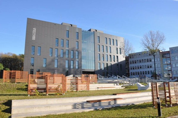 Зеленогурский Университет в городе Злена-Гура